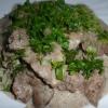 Печень куриная, жаренная с луком в сметане: рецепты приготовления и советы кулинаров