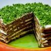 Печеночный торт из куриной печени: рецепты с фото. Начинки для печеночного торта
