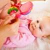 Первые игрушки маленького ребенка