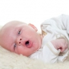 Почему грудной ребенок может кашлять?