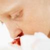 Почему у детей идет из носа кровь