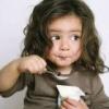Полезная еда для маленького ребенка