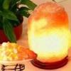 Полезные свойства соляных ламп