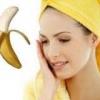 Польза банановой маски для лица