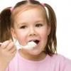 Польза творога для здоровья детей