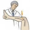 Повреждения крестообразных связок колена