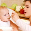 Правильное кормление маленького ребенка