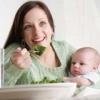 Правильное питание для кормящих мам