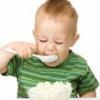Правильный рацион питания для ребенка