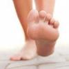 Правильный уход за ногами и стопами