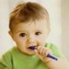 Правильный уход за зубами детей