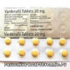 Препарат для лечения эректильной дисфункции с варденафил помогает увеличить приток крови к половому члену для сильной эрекции! Инструкция, применение, показания, противопоказания, действие, аналоги