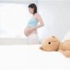 Причина запоров у беременных женщин