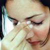 Причины болевых ощущений в переносице