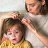 Причины возникновения перхоти у ребенка
