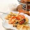 Приготовление блюд из морепродуктов