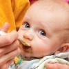 Прикорм ребенка на искусственном вскармливании