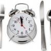 Принцип хронодиеты для снижения веса