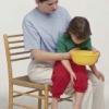 Промывание желудка у детей при пищевом отравлении
