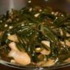 Простые блюда из морской капусты, рецепты