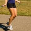 Прыжки на скакалке - польза для женского здоровья