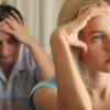 Психология ссоры с любимым человеком