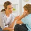 Разговор с ребенком о сексуальных отношениях