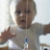 Ребенок после прививки, побочные эффекты