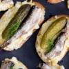 Рецепты бутербродов со шпротами: приготовление с соленым или свежим огурцом, помидором