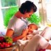 Рекомендуемый список продуктов для кормящей мамы