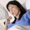 Схватки во время родов женщины