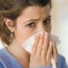 Симптомы гриппа и ОРВИ человека