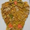 Сова из листьев своими руками: 3 простых способа изготовления поделки