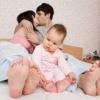 Ссоры супругов при появлении ребенка