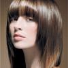 Стрижки женские на средние волосы
