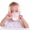 Суточная норма коровьего молока для ребенка