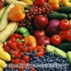 Свежие овощи и фрукты, польза и вред