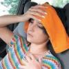 Тепловой удар или как пережить жару