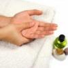 Точечный массаж кистей рук