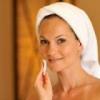 Тщательное очищение кожи лица