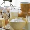 Употребление молочных продуктов при щитовидной железе