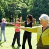 Упражнения при заболеваниях желудка человека