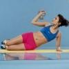 Упражнения с гирями для женщин в домашних условиях