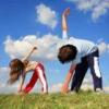 Утренняя гимнастика и упражнения для ребенка