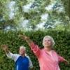 Утренняя оздоровительная лечебная гимнастика для пожилых людей