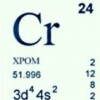 В каких продуктах содержится хром Cr?