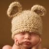 Вязаные шапочки для новорожденных мальчиков спицами и крючком: мастер-класс
