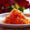 Вкусные салаты с корейской морковью