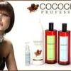 Выпрямление волос методом Cocochoco