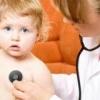 Заболевания бронхов у маленьких детей